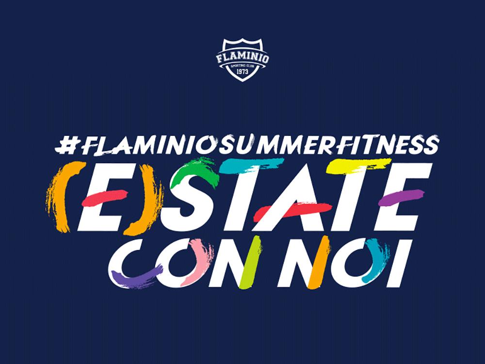 Flaminio Summer Fitness 2019