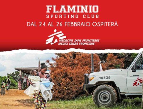 Flaminio ospita Medici Senza Frontiere – 24/26 Febbraio